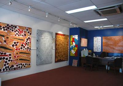 Art Gallery Picture Hanging Systems Darwin The Gallery