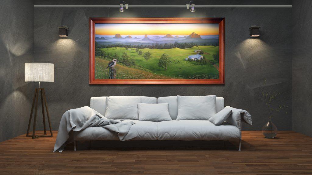 Art Gallery Lighting Systems Australia